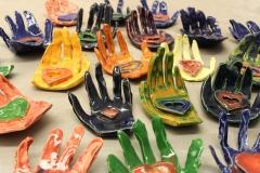 K - 1st Grade 3-D Art